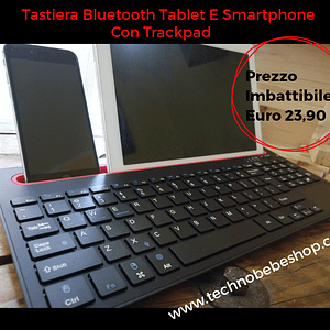 tastiera bluetooth tablet