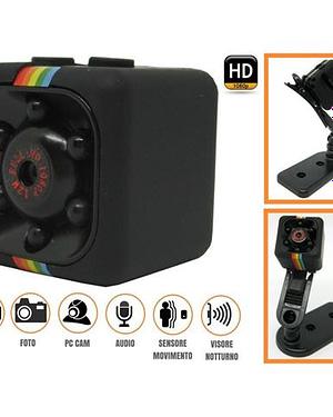 mini telecamera