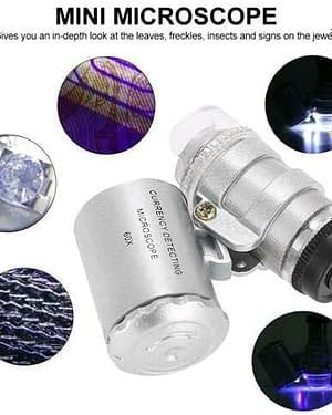 Microscopio Tascabile